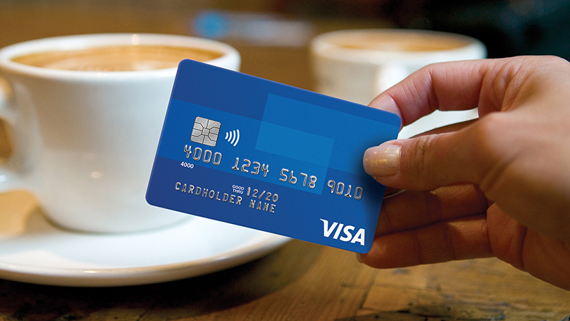 cafe card paywave